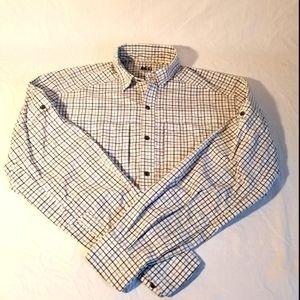 REI button up shirt